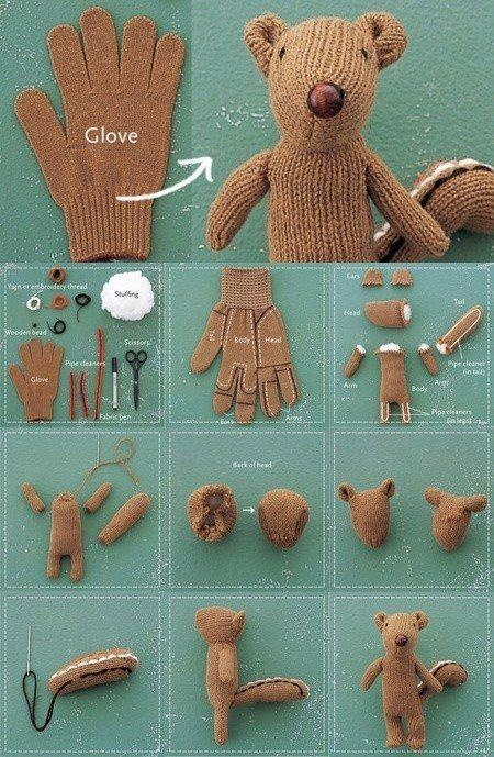 scoiattolo guanti 2
