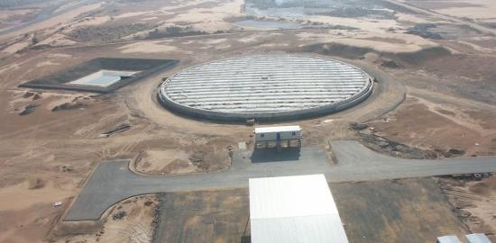 isola fotovoltaica emirati