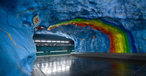 metro sorprendenti