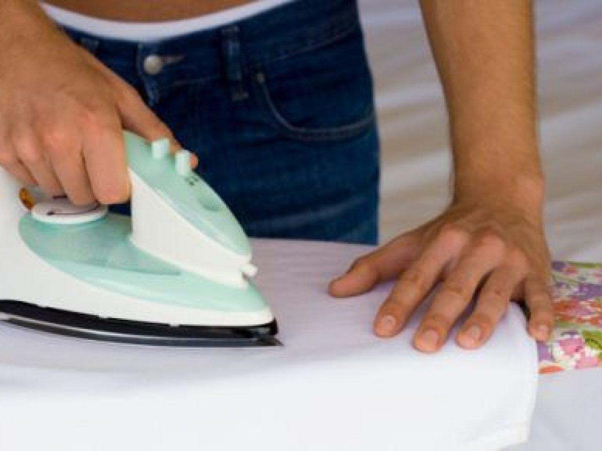 Come stirare una giacca in nylon | Fai da Te Mania