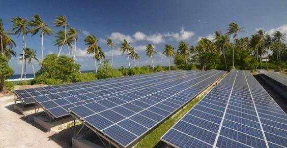 Tokelau pannelli solari