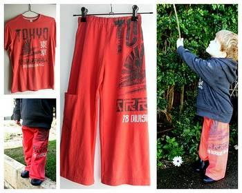 bambini 3 pantaloni