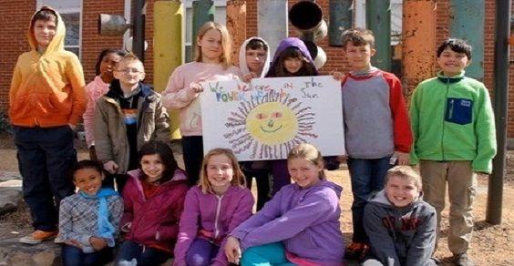 bambini fotovoltaico