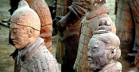 esercito terracotta wikipedia