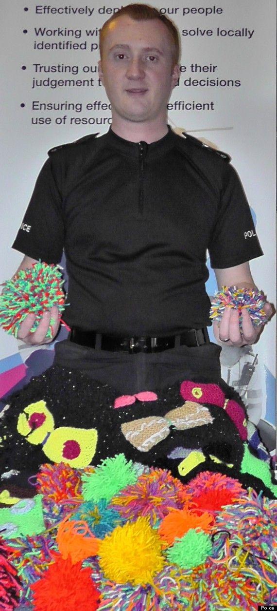 knittinig polizia