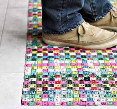 metro 6 tappetino