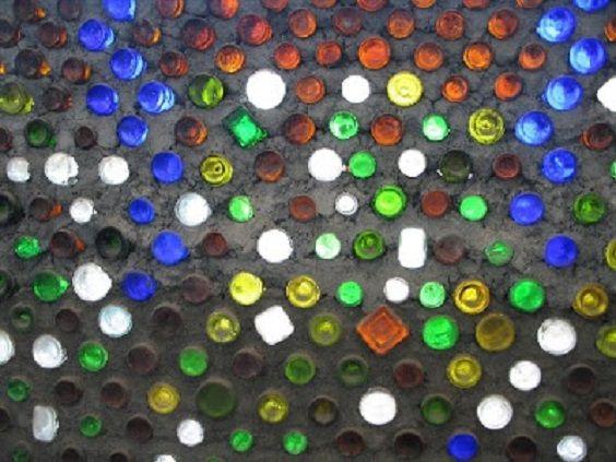 parete bottiglie