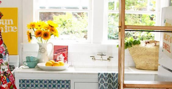 primavera casa giardino - fonte foto: the kitchn.com