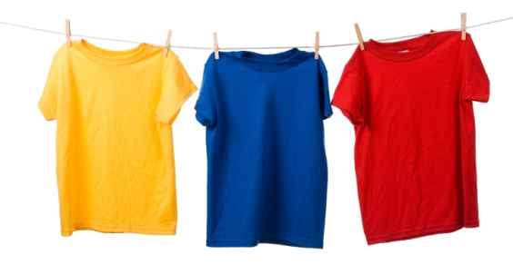 t-shirt riciclo creativo bambini