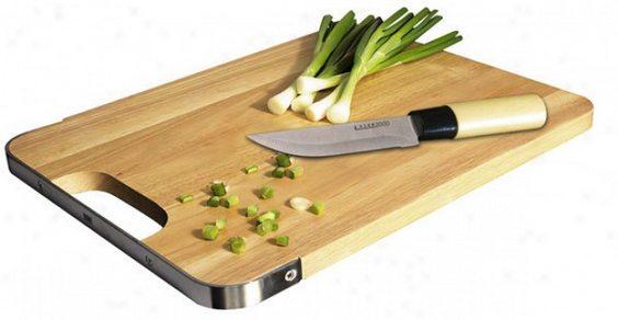 Taglieri e utensili di legno: come pulirli correttamente ...