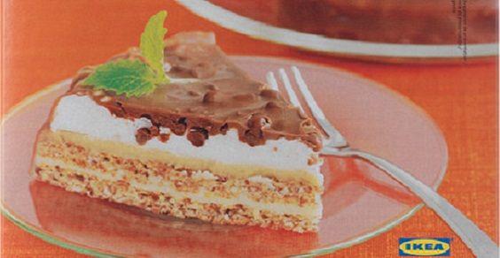 torta cioccolato mandorle ikea