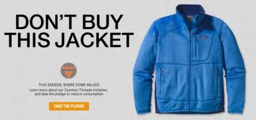 Don't buy this jacket_Patagonia