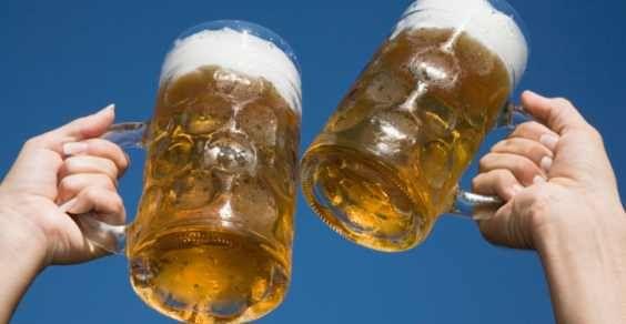 birra riutilizzata
