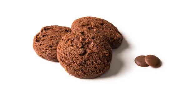 Biscotti rustici crusca e cacao