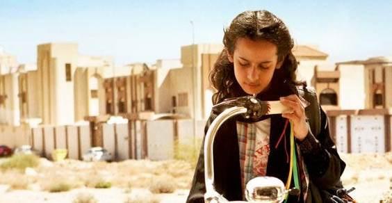 donne bicicletta arabia saudita
