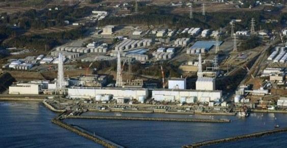 fukushima acqua