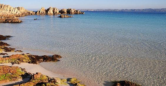 Island of Budelli - Spiaggia Rosa 2 by Mirko Ugo
