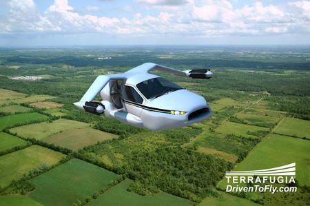 auto elettrica volante terrafugia