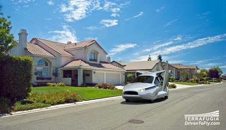 auto elettrica volante terrafugia 1