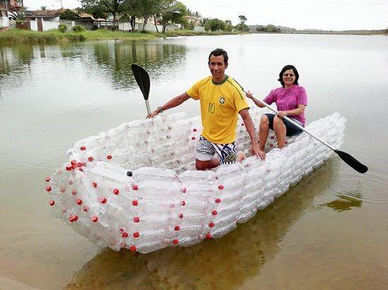 barca bottiglie