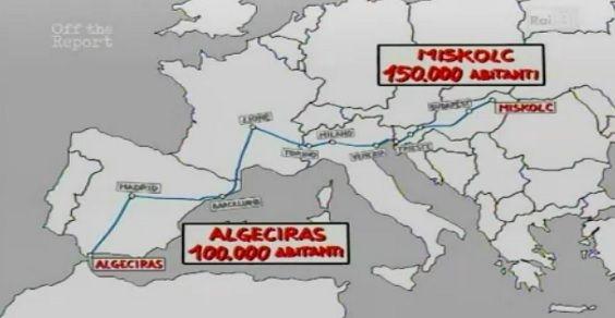 corridoio mediterraneo