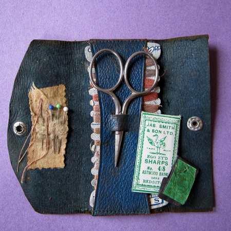 kit cucito 8 portafogli