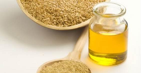 olio di semi di lino - fonte foto: diyhealth.com