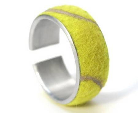 palline tennis 5 bracciale - fonte foto: elkemunkert-design.de