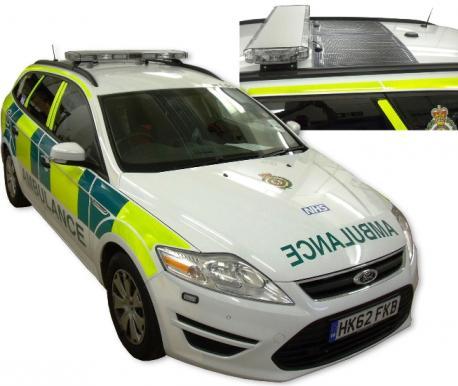pannelli solari ambulanze