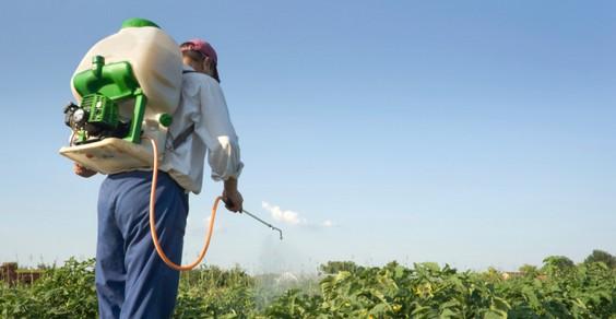 pesticidi parkinson