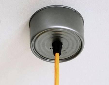 tonno 3 lampade soffitto