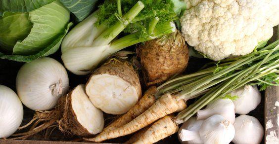 verdure bianche
