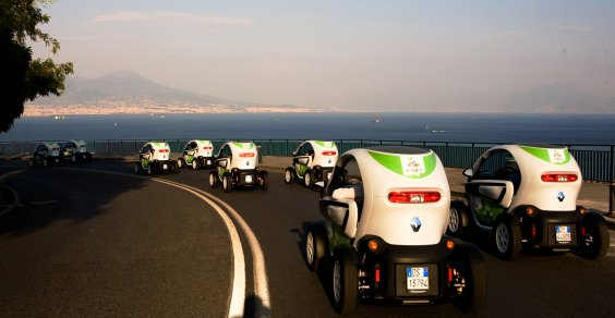Green Mobility Sharing