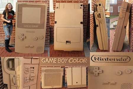 cartone videogame
