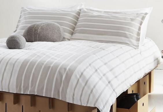 cartone letto