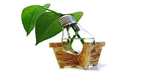 riciclo lamp