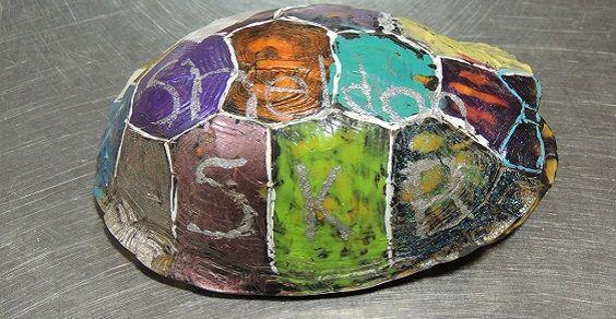 tartaruga graffiti