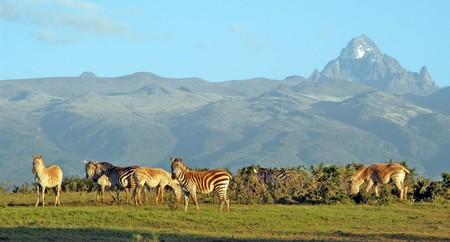 unesco mount kenya