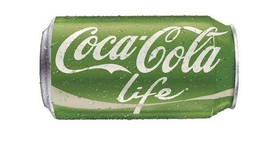coca cola life - stevia