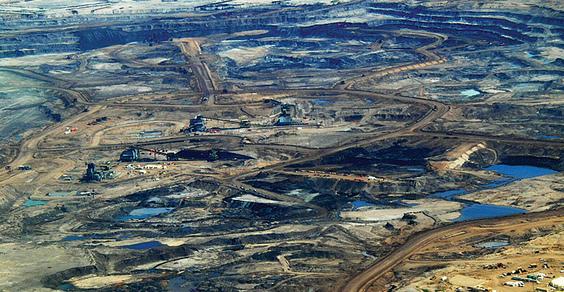 disastro ambientale sabbie bituminose