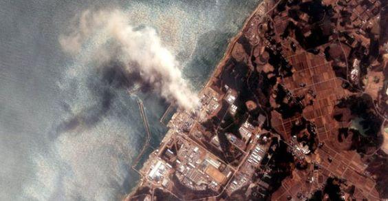 fukushima oceano