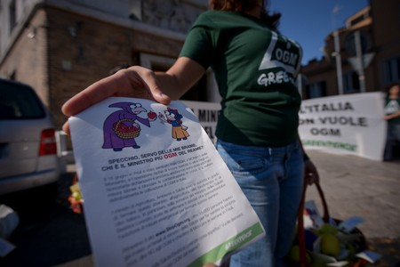 greenpeace lorenzin ogm 4
