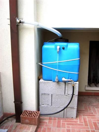 impianto acqua piovana 1