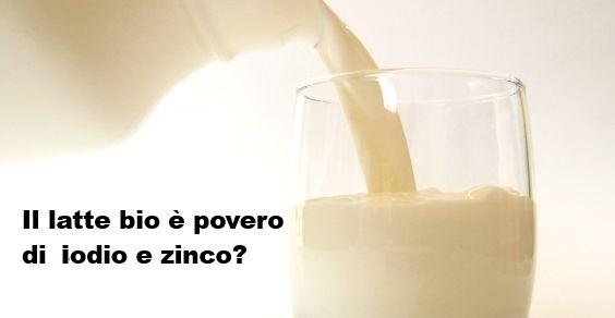 latte bio iodio