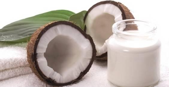 latte di cocco cosmetici naturali