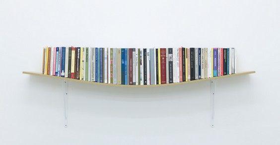 Costruire Mensole Per Libreria A Muro.10 Librerie E Scaffali Dal Riciclo Creativo Greenme It