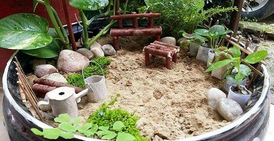 mini giardino 6 mosse
