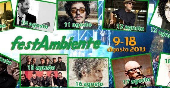 Concerti Festambiente 2013