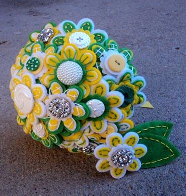 bouquet-green