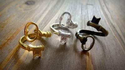 chiavi 10 anelli